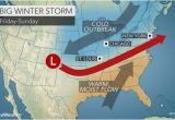 Snowfall Map Michigan Eastern Central Us to Face More Winter Storms Polar Plunge after