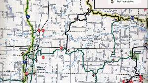 Snowmobile Maps Michigan Coleman Wi Snowmobile Trail Map Brap Trail Maps Map Trail
