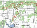 Snowmobile Trails Michigan Map Snowmobile Trails Lake City area Chamber Of Commerce
