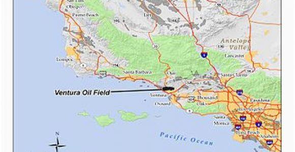 Somis California Map Ventura Oil Field Revolvy