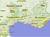 South Coast France Map the south Of France An Essential Travel Guide