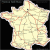 South Of France Rail Map France Railways Map and French Train Travel Information