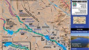 South Platte River Map Colorado Colorado Fishing Map Bundle Fishing Maps Fly Fishing Maps