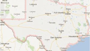 South Texas Map with Cities Texas Maps tour Texas