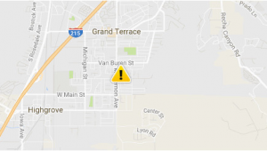 Southern California Edison Outage Map Nearly 1 800 without Power In Grand Terrace area Press Enterprise