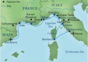 Map South Of France Coast.Southern Coast Of Italy Map Amalfi Coast Tourist Map And Travel