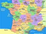 Southern France Wine Map Guide to Places to Go In France south Of France and Provence