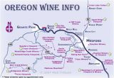 Southern oregon Winery Map southern oregon Wineries Map Secretmuseum