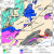Spain Rainfall Map Geological Map Of Part Of the Eastern Betic Cordillera Se Spain