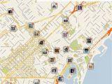 Spain Walking Maps Barcelona Printable tourist Map Barcelona In 2019 Barcelona