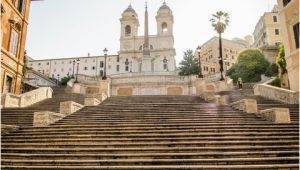 Spanish Steps Rome Italy Map Rome S Spanish Steps are Closing Here S What You Need to Know