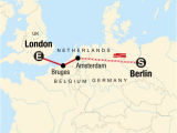 St Cloud France Map Von Berlin Nach London Mit Kleinem Budget