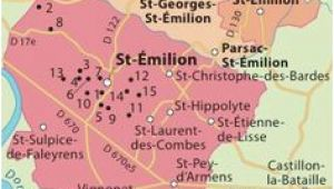 St Emilion France Map 32 Best St Emilion Images In 2015 St Emilion Bordeaux Bordeaux Wine