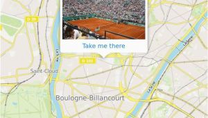 Stade De France Location Map Wie Komme Ich Zu Court Suzanne Lenglen In Paris Mit Dem Bus