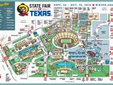 State Fair Texas Map Map Of Texas State Fair Business Ideas 2013