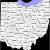 State Of Ohio Counties Map List Of Counties In Ohio Wikipedia