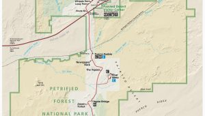State Parks In California Map Map California National Parks Detailed Map Od Us National Banks