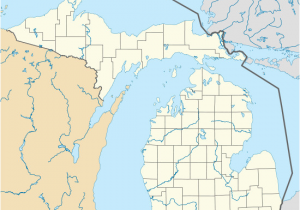 State Parks Michigan Map List Of Michigan State Parks Revolvy