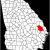Statesboro Georgia Map Hopeulikit Georgia Wikipedia