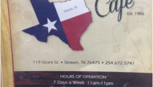 Strawn Texas Map Large Chicken Fried Steak Picture Of Mary S Cafe Strawn Tripadvisor