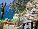 Street Map Of Positano Italy Positano Amalfi Coast Guide
