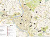 Street Map Of Venice Italy Printable Rome Printable tourist Map Sygic Travel