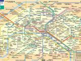 Street Map Paris France Printable Maps Of Paris You Need to Easily Find Your Way and Visit the