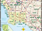 Studio City California Map La Map where Magazine Los Angeles Map