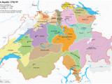Swiss France Map Helvetic Republic Wikipedia