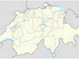 Switzerland On A Map Of Europe Bern Wikipedia