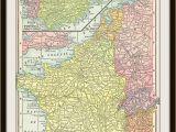 Switzerland On Map Of Europe Antique Map France Belgium Holland Switzerland by