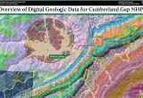 Tennessee Caves Map Nps Geodiversity atlas Cumberland Gap National Historical Park
