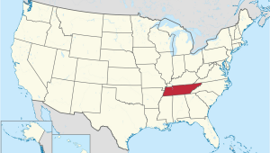 Tennessee In Usa Map Tennessee Wikipedia