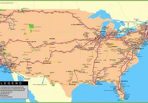 Tennessee Railroad Map Underground Railroad Tennessee ...