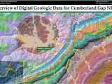 Tennessee State Parks Map Nps Geodiversity atlas Cumberland Gap National Historical Park