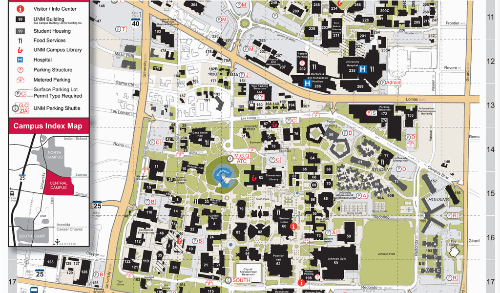 Tennessee Tech Campus Map Tennessee Tech University Campus Map Central Campus Map – secretmuseum