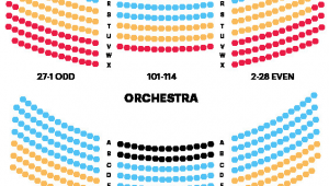 Tennessee theatre Seating Map Majestic theatre Seating Chart the Phantom Of the Opera Guide
