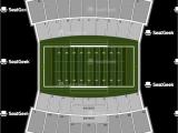 Tennessee Titans Stadium Map Joe Aillet Stadium Seating Chart Seatgeek