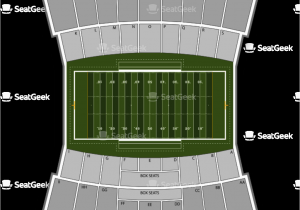 Tennessee Titans Stadium Map Joe Aillet Stadium Seating Chart Seatgeek