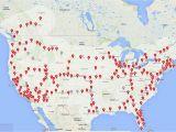 Tesla Supercharger Map California Tesla Supercharger Map 2017 Elegant Tesla Supercharger Map 2017 Map