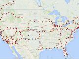 Tesla Supercharger Map California Tesla Supercharger Map 2017 Unique Best Tesla Supercharger Map