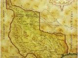 Texas 1836 Map Republic Of Texas 1845 Texas Ideas for House Republic Of Texas