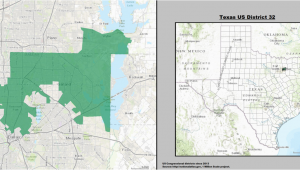 Texas 25th Congressional District Map Texas S 32nd Congressional District Wikipedia