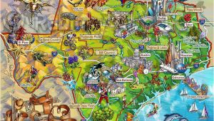 Texas attractions Map Texas tourist attractions Map Business Ideas 2013