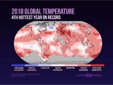 Texas Average Temperature Map the 10 Hottest Global Years On Record Climate Central
