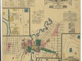 Texas Bbq Map Historic Maps Show What Downtown San Antonio Looked Like Back In