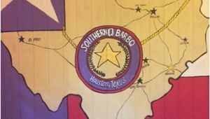 Texas Bbq Map Love the Texas Decor Picture Of southernq Bbq Catering Houston