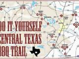 Texas Bbq Trail Map Texas Bbq Trail Map Business Ideas 2013
