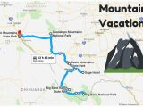 Texas Camping Map Everyone From Texas Should Take This Awesome Mountain Vacation