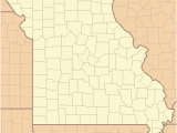 Texas County Missouri Map List Of Counties In Missouri Wikipedia